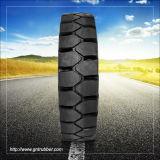 pneu de 9.00-20, 10.00-20, 14.00-20, 14.00-24, 20.5/70-16 OTR, pneu industriel de chariot élévateur de pneu, pneu solide d'exploitation de pneu