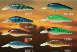 Het Lokmiddel van de visserij - Plastic Lokmiddel - Aas - Stosh- VisTuig Pbhs3034 Serie