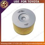 Filtro dell'aria automatico 17801-62010 del filtro da prezzi competitivi per Toyota