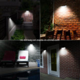Outdoor Lighting 21 LED Motion Stainless Steel Outdoor Wall Light