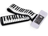 Soft Keyboard Hand Roll Piano avec 88 touches (GPC-88)