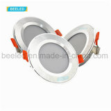 Lumière de plafond LED Down Light 9W Warn Wtihe Project Commercial LED Downlight