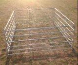 панели Corral лошади 5FT6inch X10FT/стальные панели скотин