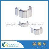 Неодимий бора утюга формы дуги магнитный материальный для вентиляторных двигателей