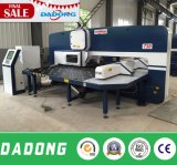 CNC Pneumatic Punching Machine voor 2500X1250mm Metal Sheet T30