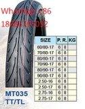 Neumático 2.50-16 de la motocicleta 2.50-17 2.75-16 2.75-17