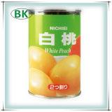 Peras/pêssegos amarelos/fornecedor fruta enlatada do abacaxi