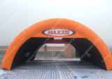 Oxford Inflatable Tent con Parte Tent