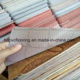 plancher en plastique de vinyle de ménage de la largeur 3.75meters