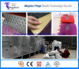 プラスチックPVCコイルの床のマットの生産ライン/作成機械/押出機機械