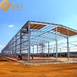Экономичный полуфабрикат стальной пакгауз конструкции (SSW-1005)