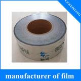 PEによって金属で処理される保護プラスチックフィルム