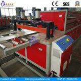 Linha de produção de painel de parede de PVC WPC Wood Design