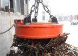 Tipo a temperatura elevata usato gru magnete d'acciaio dell'elettrotipia dello scarto