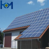 3.2mm PV Module Use 반대로 Reflection Patterned Low Iron Glass