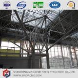 De geprefabriceerde Zaal van de Tentoonstelling van de Structuur van het Staal