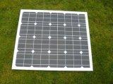 panneau solaire 75W mono pour la batterie de remplissage