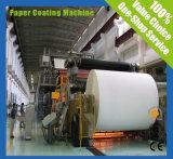 Машина бумажный делать получения изготовления Китая термально