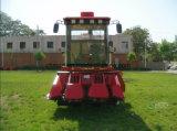 Самоходная жатка зернокомбайна маиса