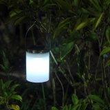 Luz solar de la vela de la linterna del vector LED del jardín de colgante para el camino del paisaje