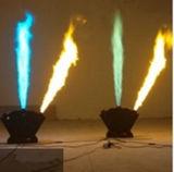3 Kopf-bunte Stadiums-Effekt-Spray-Feuer-Flamme-Maschine