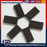 PCD Cutting Tool Blanks pour Machining Non-Ferrous Metal et Alloys