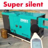25kVA Isuzu Soundproof Diesel Generator (25ESX)