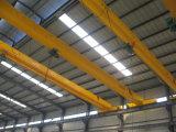 Workshop Godown Steel Structure Useのための単一のGirder Overhead Crane