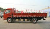 日産の技術のDongfengの大尉125 HP 5トンの軽トラック