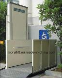 Elevador vertical da plataforma da cadeira de rodas para enfermos