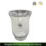 De Lantaarn van de Orkaan van het glas voor het Decor van het Huis van de Tuin