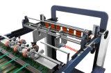 Impreso del rollo de papel a la hoja de corte de la máquina