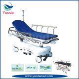 X carro hidráulico médico do esticador da raia