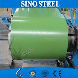 G40 prepintado galvanizó la bobina de acero/el color cubierto acanalados