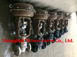 Tipo válvula do globo de controle pneumática da luva do diafragma (ZJHM)
