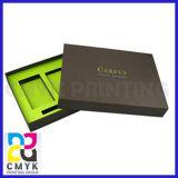 Caixa de empacotamento personalizada do presente de papel