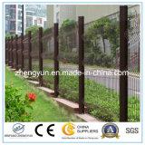 최신 판매 PVC 담에 의하여 직류 전기를 통하는 철망사 담 또는 정원 담