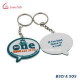 Beste Verkopend 3D pvc Keychain van de Goede Kwaliteit