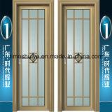 Алюминиевая дверь ванной комнаты для проекта инженерства