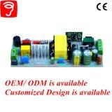30-46W 0-10V Dimmable nenhum excitador do diodo emissor de luz do triângulo da cintilação com Ce QS3040