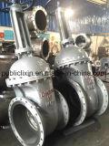 Клапан /Sluice запорной заслонки чугуна DIN3352 F4 дуктильный