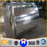 Chapa de aço galvanizada nas bobinas