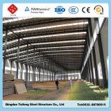 Fabricante industrial del marco de acero del taller ligero prefabricado de la estructura para Nigeria