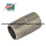 Продетые нитку нержавеющей сталью части CNC подвергая механической обработке для автомобиля (ZH-FB-027)