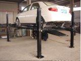 Equipamento hidráulico da garagem do veículo do carro de borne quatro o auto para mantem
