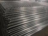 6FT x 10FT para os painéis provisórios da cerca da ligação Chain do mercado de Estados Unidos