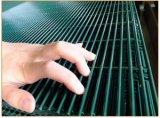 358高い安全性の鉄条網の/Anti Cuttedの塀の/Highの密度の網
