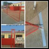 Heißes eingetauchtes galvanisiertes temporäres Zaun-Panel