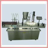 Macchina di riempimento e di coperchiamento automatica per liquido