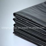 Vente en gros HDPE Black Rubbish Bag